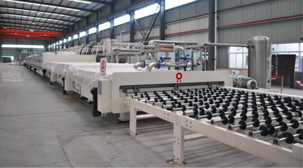 低辐射镀膜bobapp下载生产设备